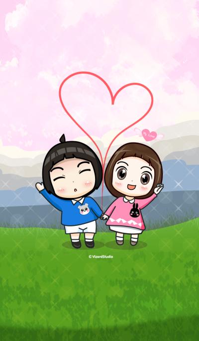 My Love PingPing PaoPao