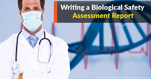 WRITING A BIOLOGICAL SAFETY ASSESSMENT (BSA) REPORT: PREMARKETING REQUIREMENT RISK ASSESSMENT