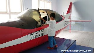koleksi pesawat di museum halim perdanakusuma