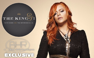 "Faith Evans Releases 2 New Songs From Her Upcoming Album ""The King And I"""
