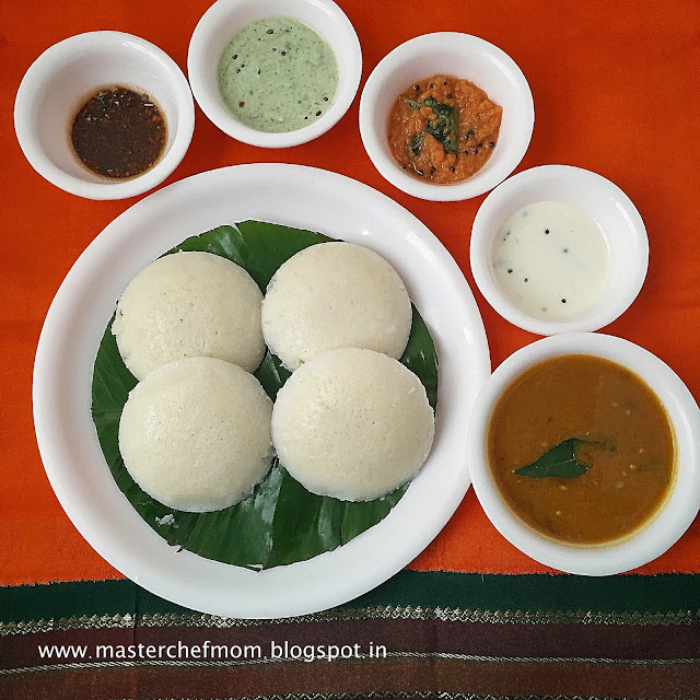 Idli Recipe -How to make soft Idli