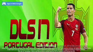 DLS v4.10 Portugal Edition Apk + Data Obb Android
