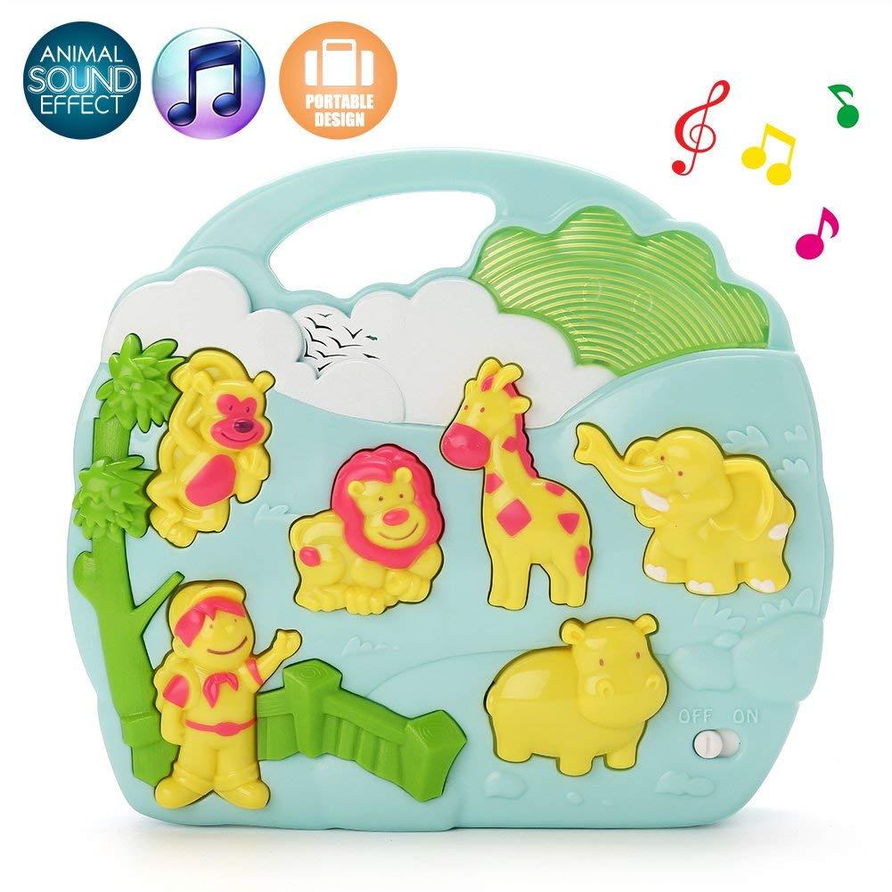 Free Ship Toddler Music Animal Toy
