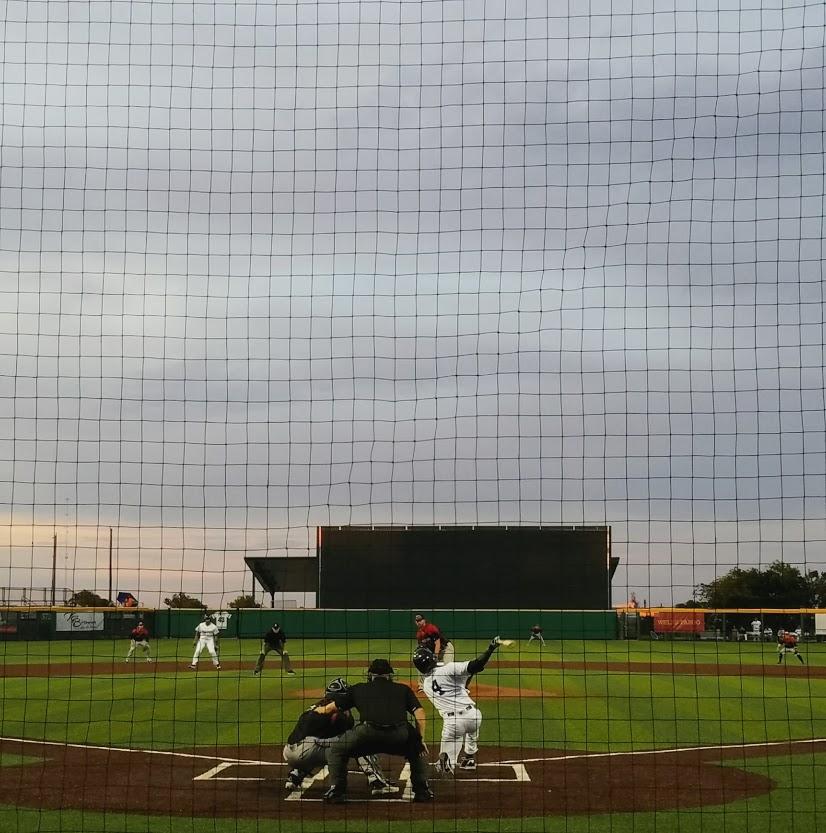 cleburne railroaders texas airhogs baseball
