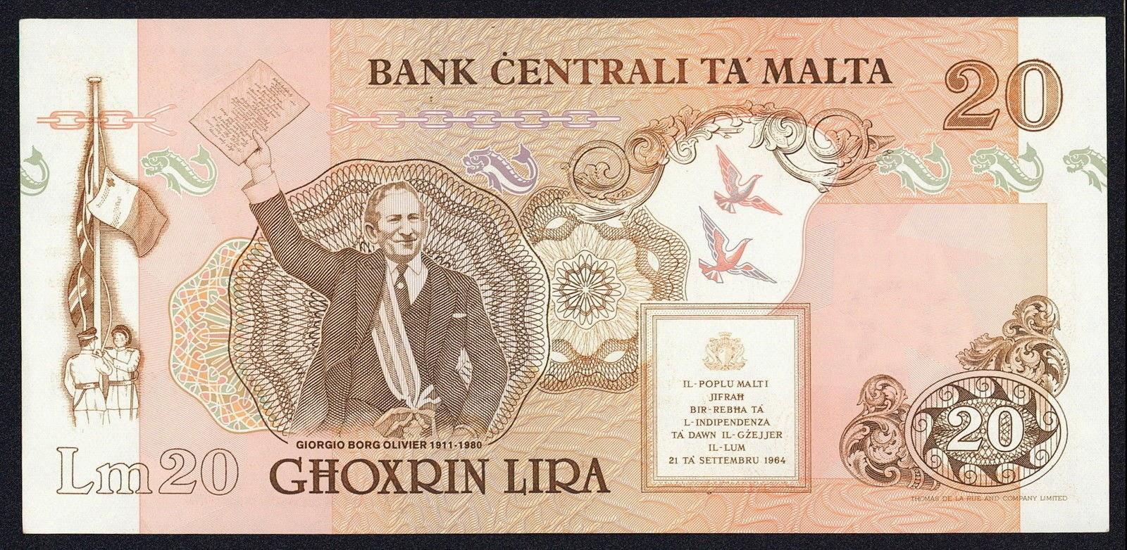 Lira Collection Money Georgian