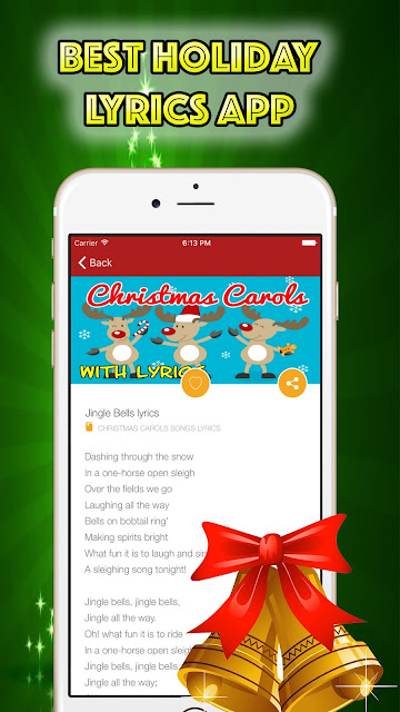 Best christmas app for iphone on appstore itunes