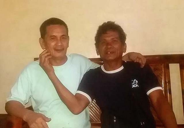 my father and uncle