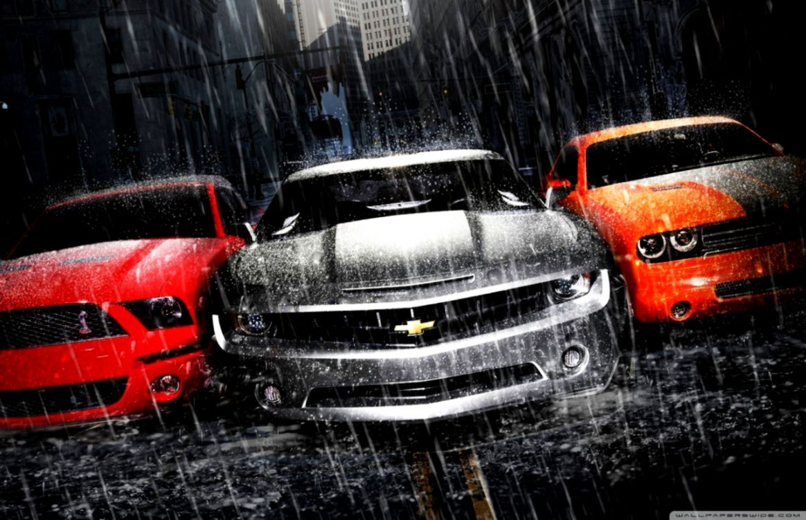 Old Muscle Cars Desktop Wallpaper Wallpapers For You