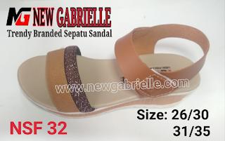 NewGabrielle sandal flat anak