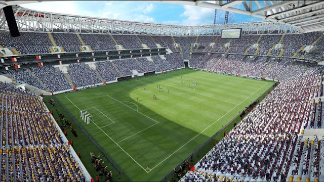 Vodafone Arena For PES 2013