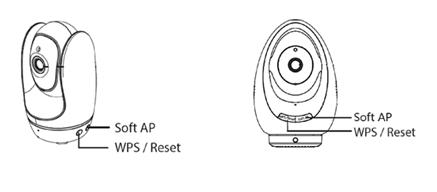 How to reset Foscam IP cameras