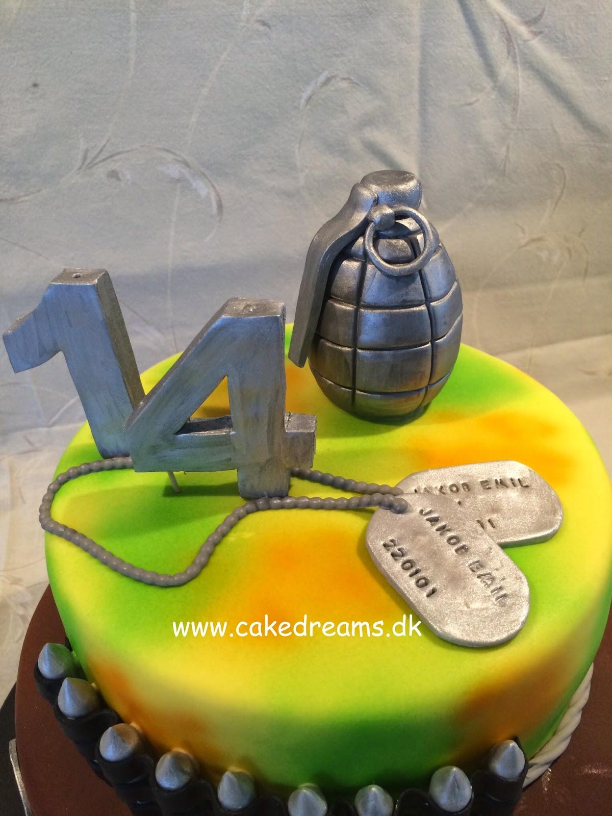 14 års fest CAKEDREAMS: Sønnikes 14 års fødselsdag 14 års fest