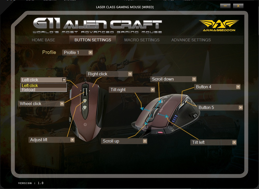 Unboxing & Review: Armaggeddon G11 Alien Craft Gaming Mouse 79