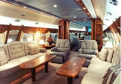 boeing bbj interior Yuk Kita Intip Interior Pesawat BBJ yang Akan Dibeli SBY!!