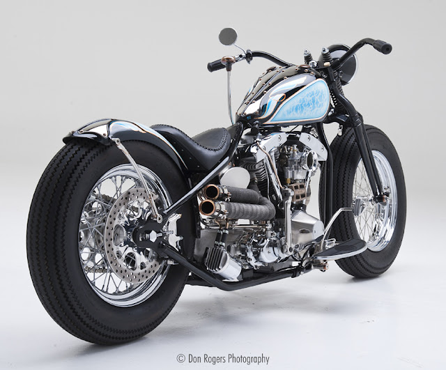 Harley Davidson By Harlot Cycles Hell Kustom