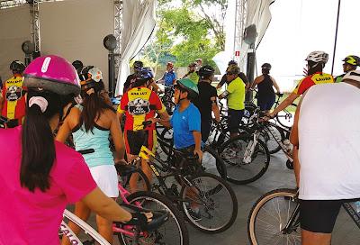 Sesc abre inscrições para Passeio Ciclístico em Registro-SP
