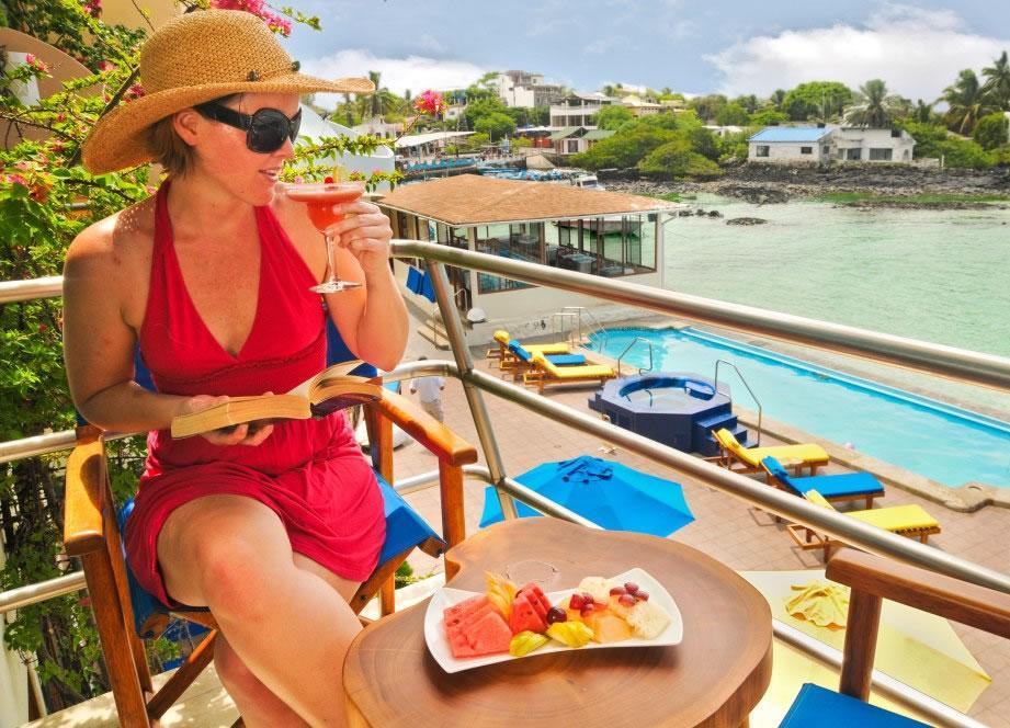 Hoteles en las Islas Galápagos