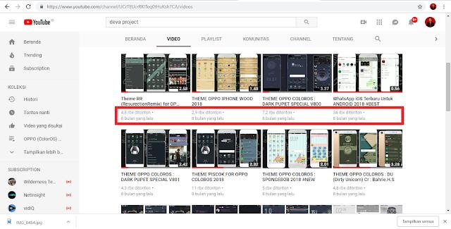 Kenapa Channel Youtube DevaProject Tidak Aktif?, INI SEMUA PENJELASANNYA!!!
