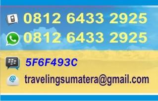 Alamat Travel Medan