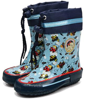 botas de agua bebe