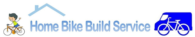 Home Bike Build Service