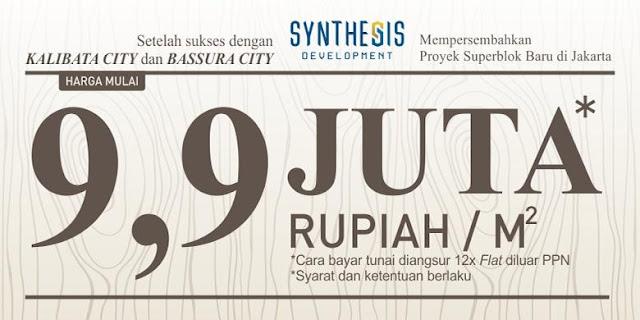 Proyek Superblock Prajawangsa City Jakarta