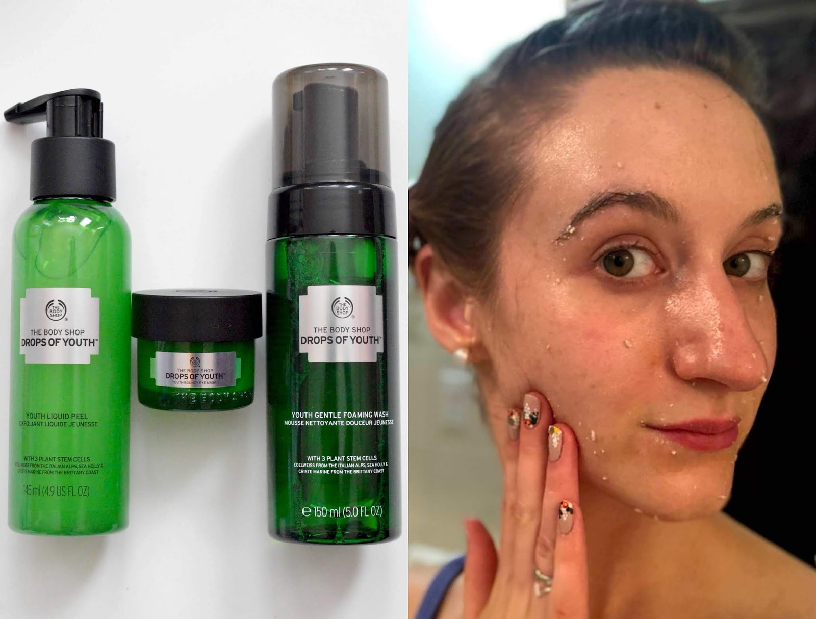 Drops of Youth Peel