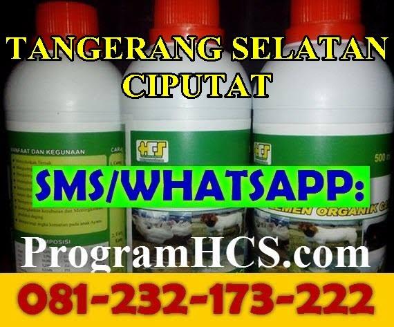 Jual SOC HCS Tangerang Selatan Ciputat