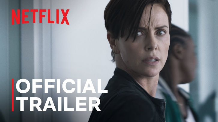 MOVIES:   The Old Guard - Official Netflix Trailer feat Charlize Theron