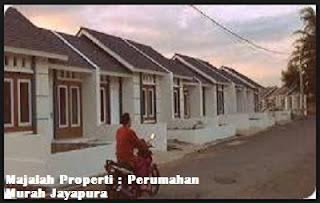 Perumahan Murah di  Jayapura, Sejuta Rumah Murah