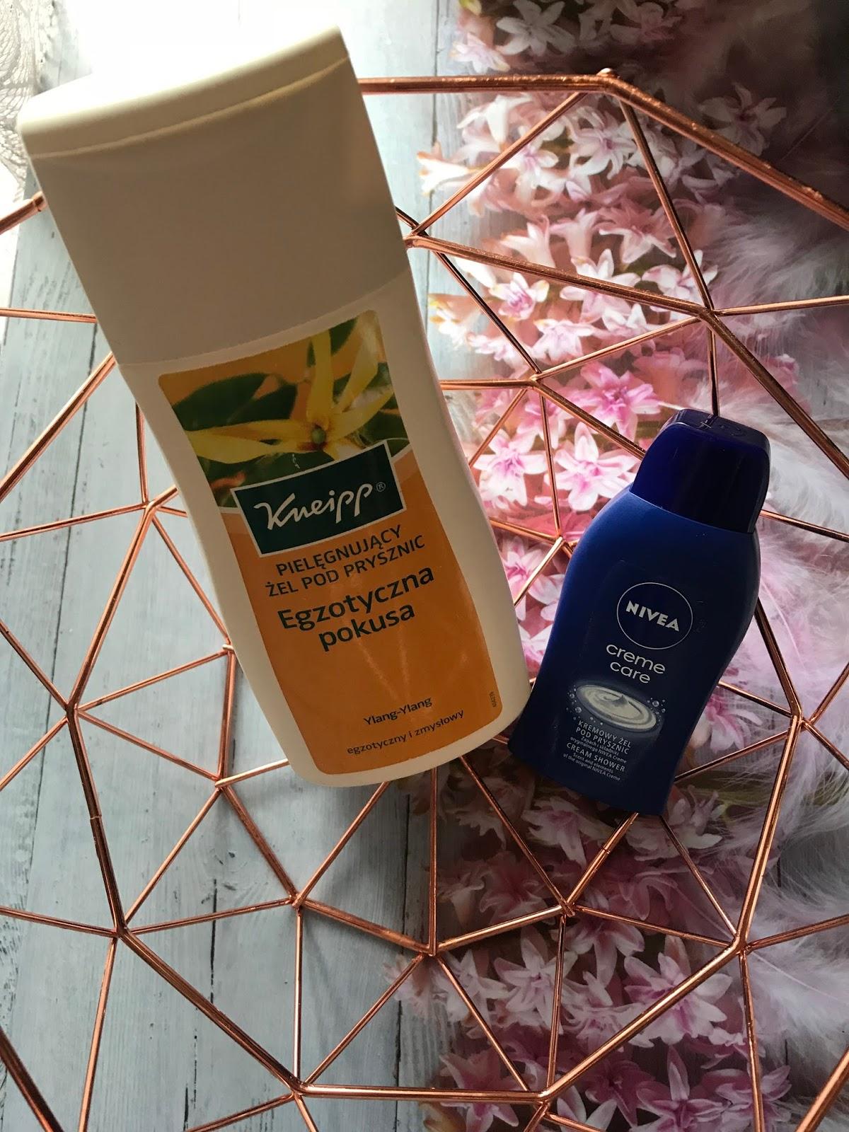Pielęgnujący żel pod prysznic egzotyczna pokusa, marki Kneipp o zapachu Ylang- Ylang