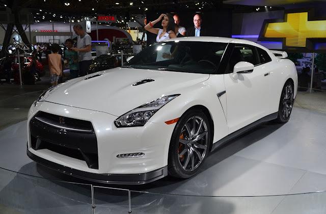 Nissan GT-R será apresentado no Caldeirão do Huck