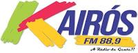 Rádio Kairós FM 88,9 de Terra Boa PR