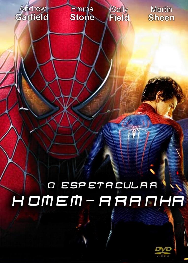 Filme O Espetacular Homem Aranha Fotos E Livros