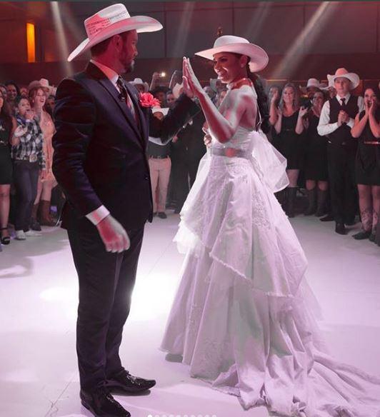 Vestido de noiva Country