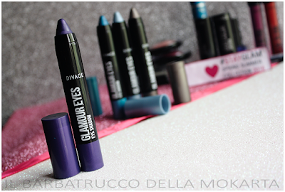 Glamour eyes eyeshadow Viola -  DIVAGE  - StayGlam Collection Spring/Summer 2016