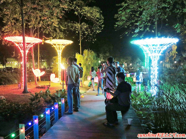 Magical Forest, Mid-Autumn Celebration, the Arc Bandar Rimbayu, IJM Land