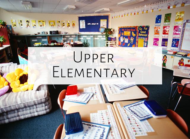Ideas for Upper Elementary Music
