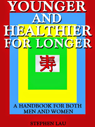<b>Younger and Healthier for Longer</b> by Stephen Lau