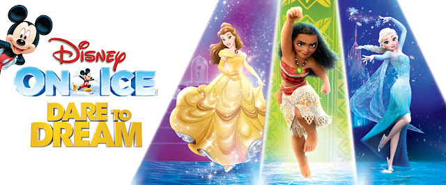 Win tickets to Disney on Ice January 2018