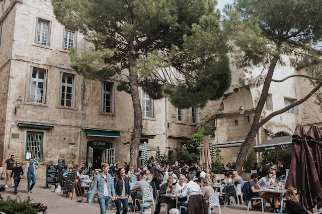 Rosemary rue des Soeurs noires Montpellier