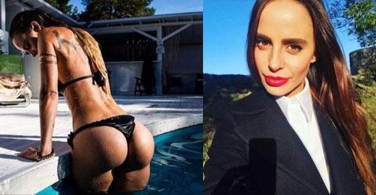 Funcionária pública leva justa causa por ser sexy- Eleonora Verbitskaya piscina e selfie