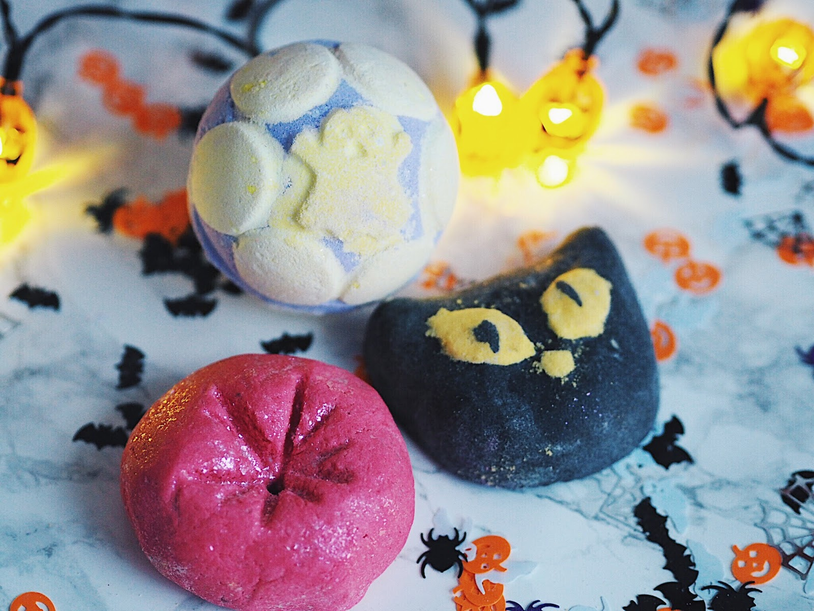 lush halloween christmas livingston 2017