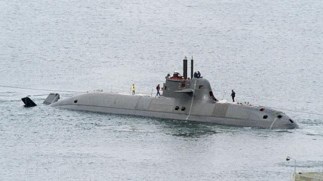 Resultado de imagen para Submarino Tipo 212