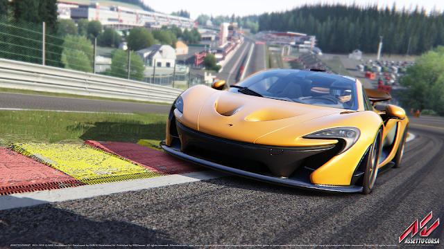 07 de Junho - Assetto Corsa (PlayStation 4 e Xbox One)