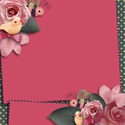Wishful Spring Stacked paper CT Freebie #5