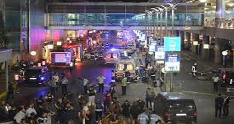 مصدر من الشرطة التركية يكشف عن منفذ تفجيرات مطار أتاتورك