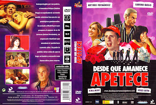 Carátula dvd: Desde que amanece apetece (2006)