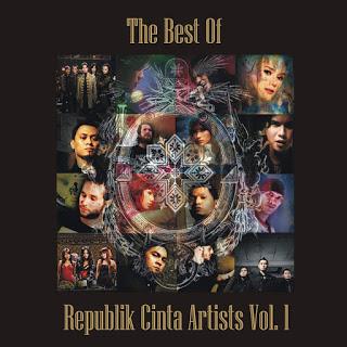 Various Artists - The Best of Republik Cinta Artists, Vol