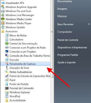 snipping tool captura windows